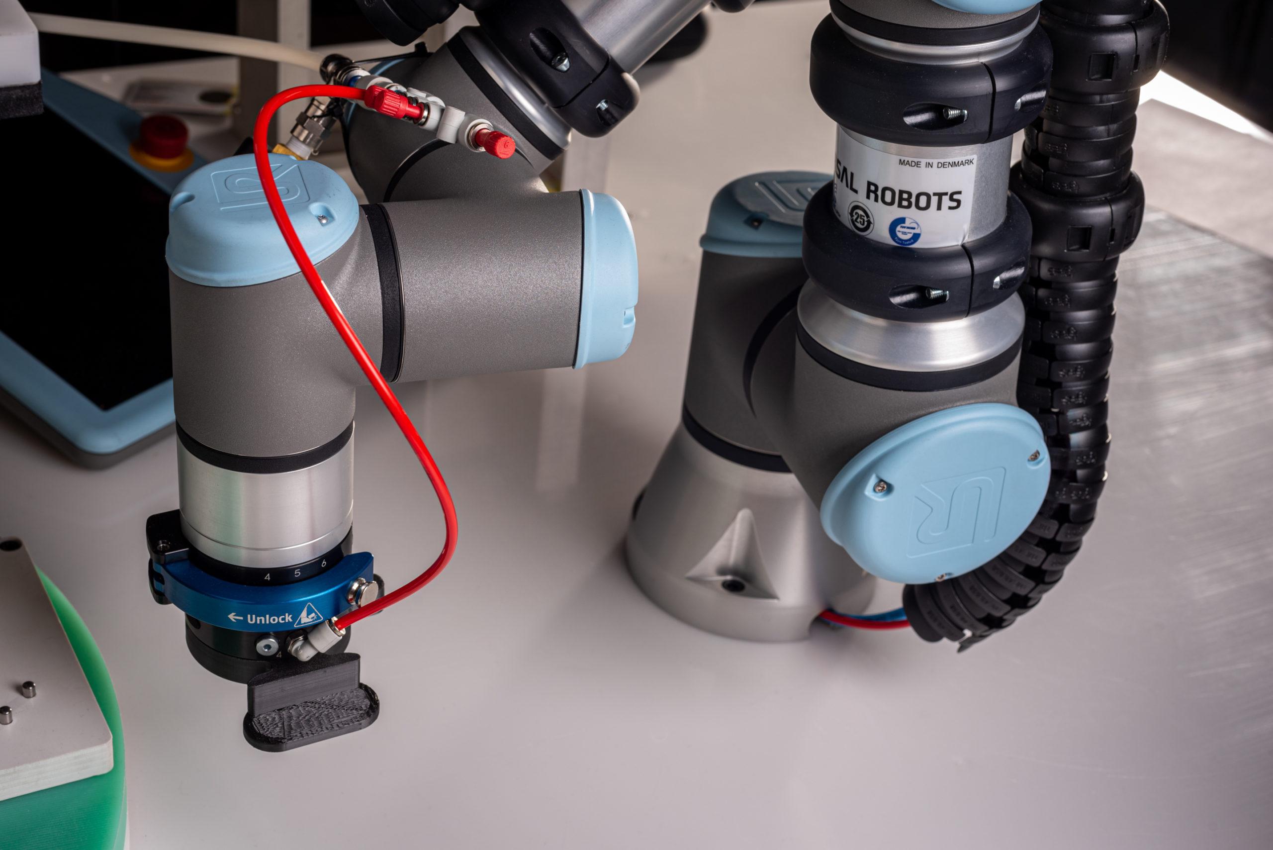 Robot collaborativo UR