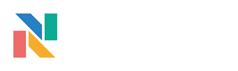 Nextema Logo White